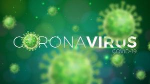 コロナウィルスのイメージ写真