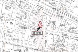 豊四季駅前物件の周辺地図