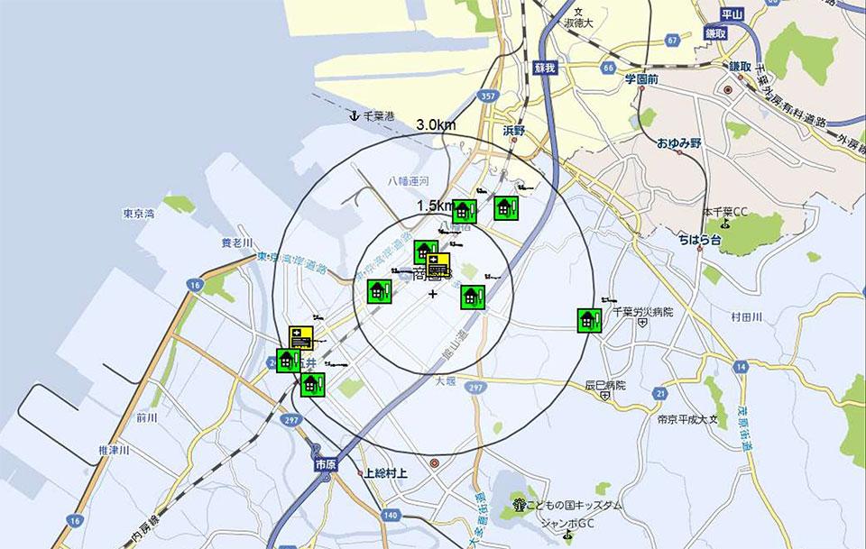 診療圏調査:市原市その1