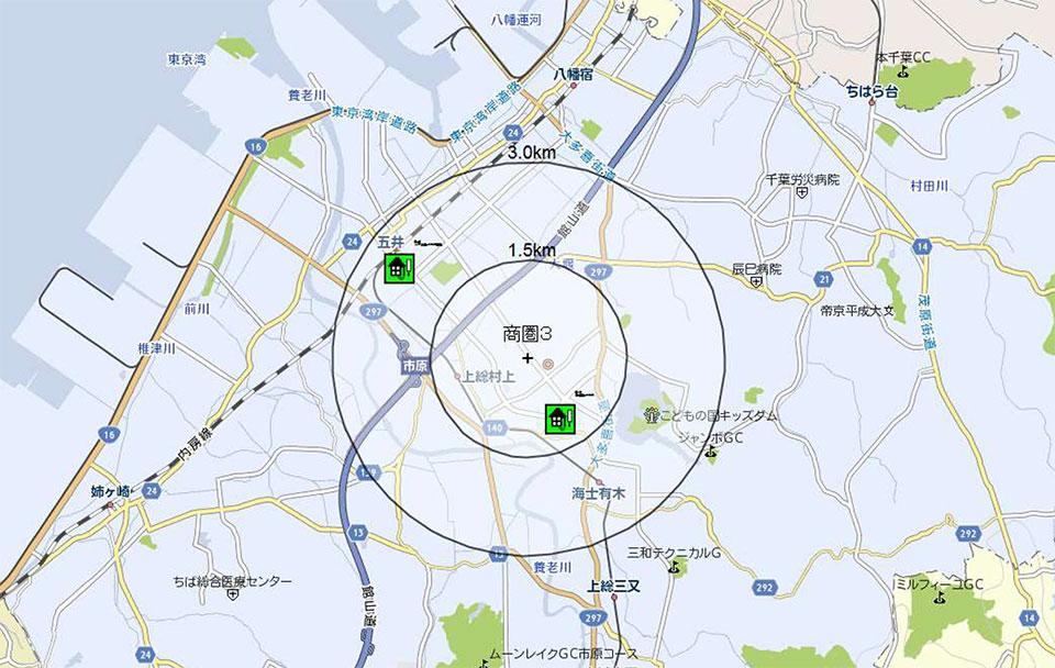 診療圏調査:市原市その3