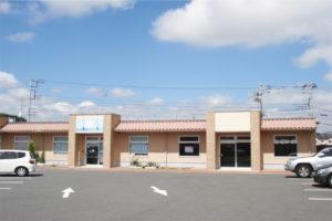 高津医療モールの開業スペース外観