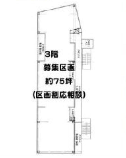 (仮称)海浜幕張メディカルセンターの間取り図