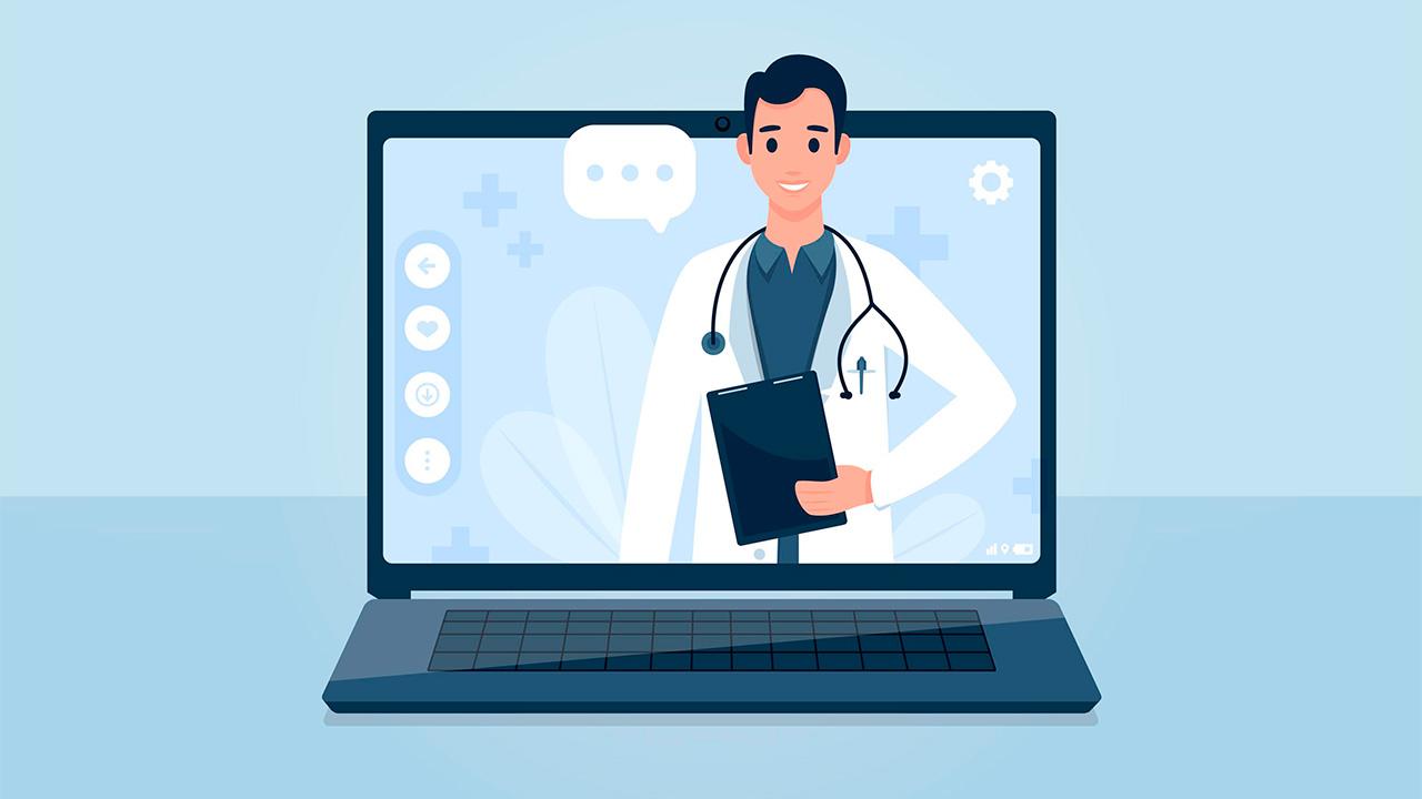 オンラインドクターのイメージ