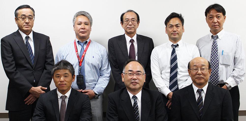 岩渕薬品の開業支援チーム